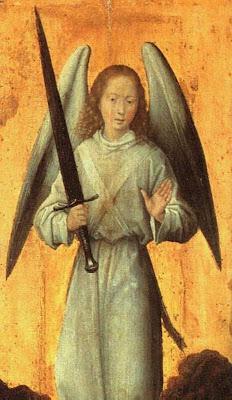 L'Arcàngel Miquel (Hans Memling)