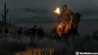 red dead redemption nightmare undead western