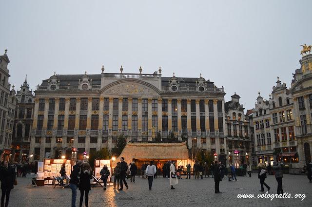 diario di viaggio a bruxelles grand place 2