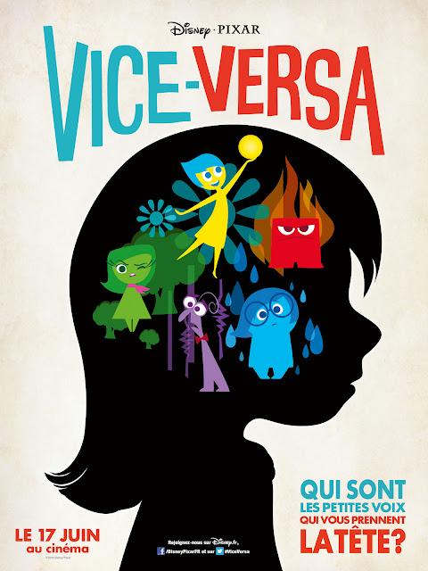 Vice-Versa : son premier ciné!
