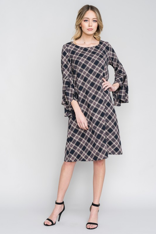 Diagonal Plaids are So On Track