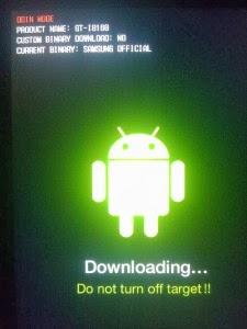 Cara Flashing/Install Ulang Samsung Galaxy Ace 3 GT-S7270