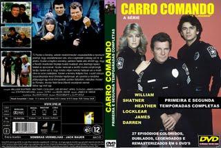 CARRO COMANDO - SÉRIE DE TV - REMASTERIZADA