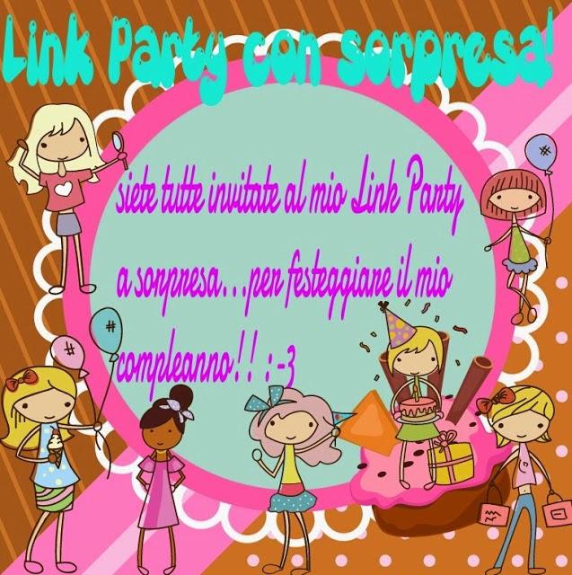 link party con sorpresa di Ivy