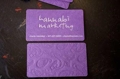 creativas tarjetas personales