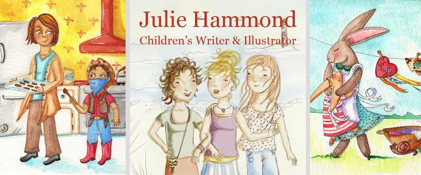 Julie Hammond Illustrations