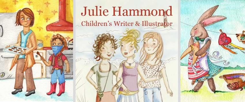 Julie Hammond Illustrations