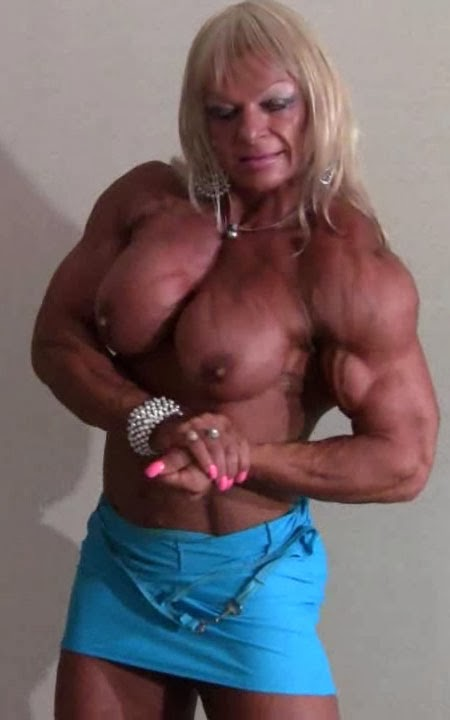 from Allan body builder maryse pussy