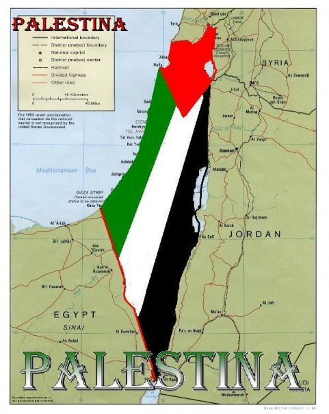 karta palestine Uprooted Palestinian: When Talmudic Law is Put into Practice karta palestine