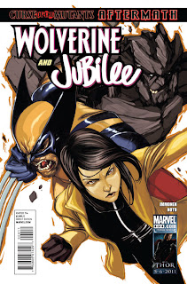 Wolverine and Jubilee #4 - 365 Days of Comics