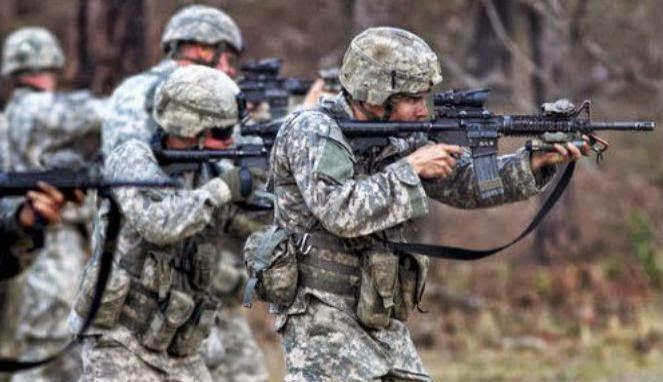 10 Negara dengan Tentara Paling Kuat di Dunia