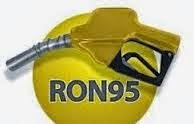 Harga Terkini Petrol RON95 Dan Diesel Malaysia