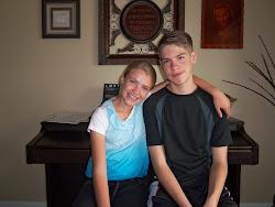 Olivia & Hunter