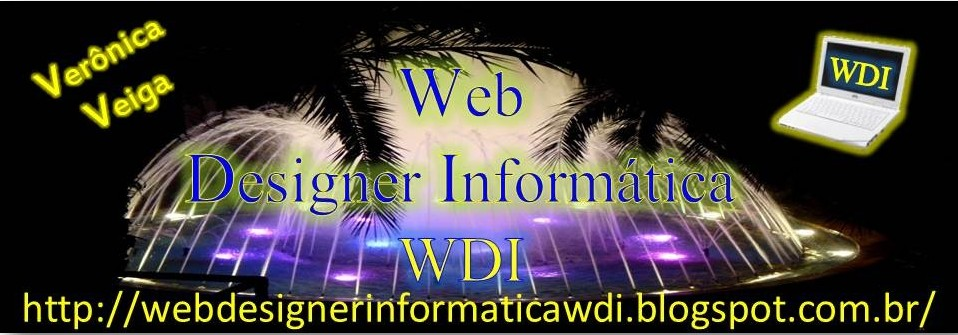 Web Designer Informática e Educação
