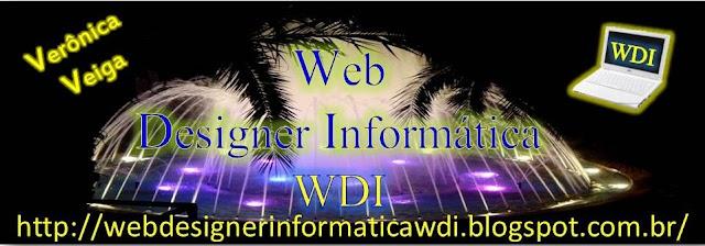 Web Designer Informática WDI