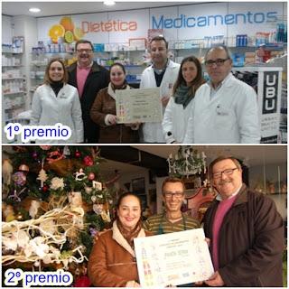 Premios mejor escaparete Alcala de Guadaira
