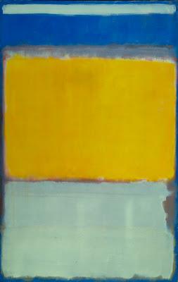 Mark Rothko e la sua opera Number 10, composizione di espressionismo astratto