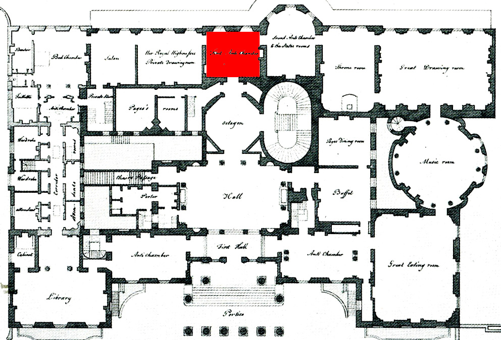 28+ [ Clarence House Floor Plan ] | Gallery For Gt