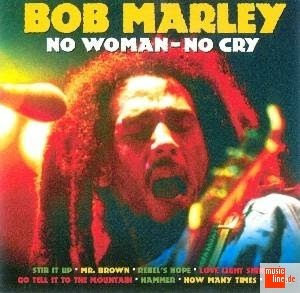Lirik Lagu Bob Marley - No Woman No Cry