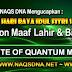 Khutbah Singkat Idul Fitri 1435 H, Revolusi Mental