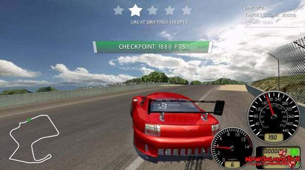 Как сделать на весь экран street legal racing redline