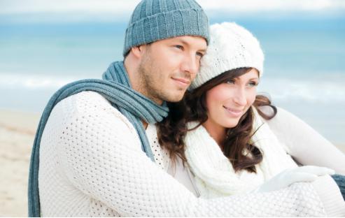 كيف تفهمين الرجال - حب ورومانسية - romantic man and woman - happy couple