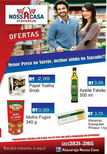 NOSSA CASA ATACAREJO