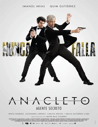 Ver Anacleto: Agente secreto (2015) Online