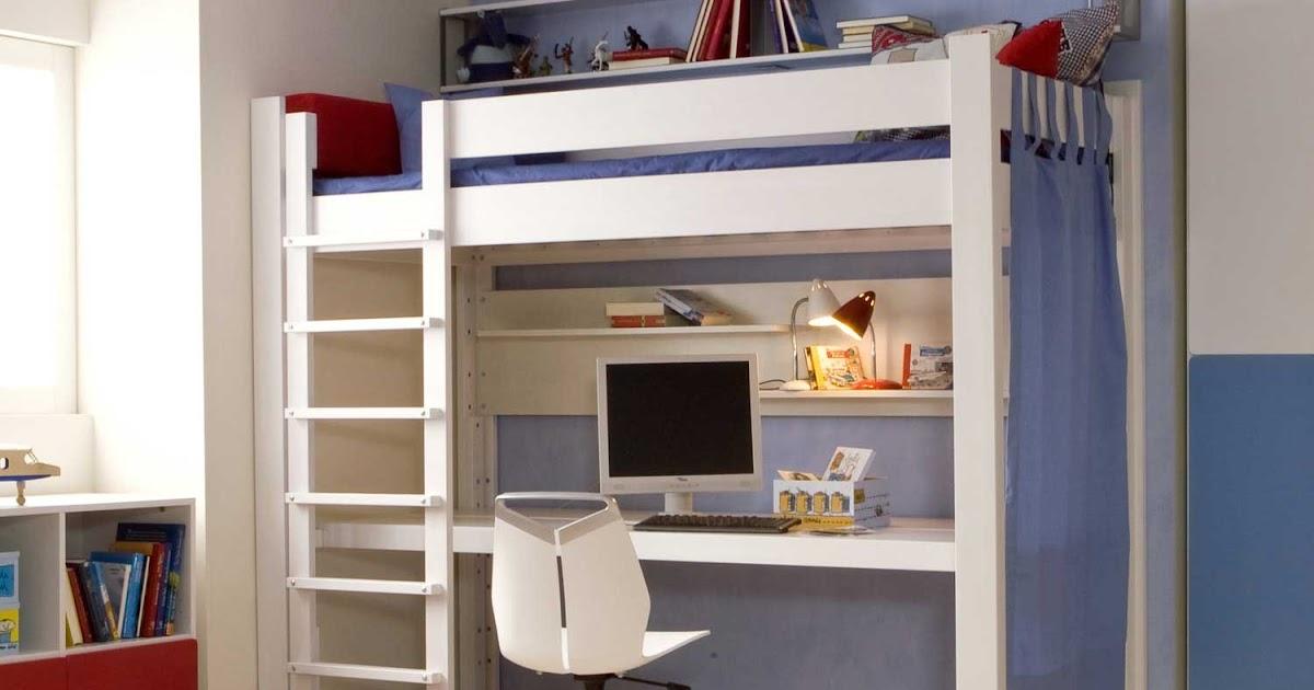 lit mezzanine en fer pour un lit durable lit mezzanine. Black Bedroom Furniture Sets. Home Design Ideas