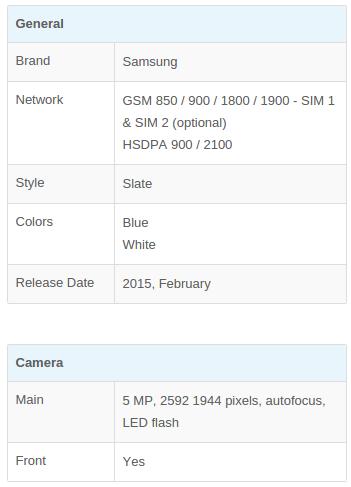 Harga Terbaru Hp Samsung Galaxy J1 Dan Spesifikasi