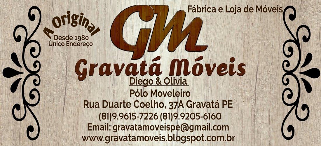 GRAVATÁ MÓVEIS
