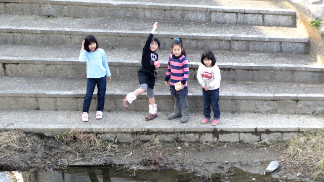 Kids by Kamogawa