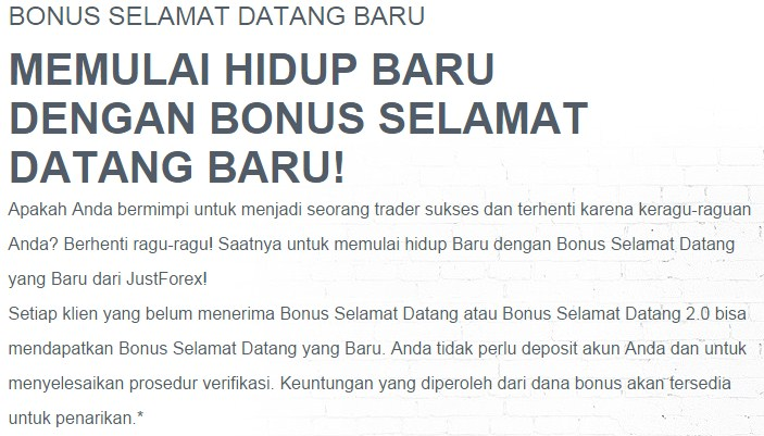 Binary option tanpa deposit