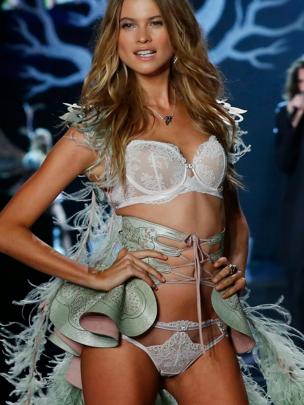 Victoria secret london fashion show tickets 62