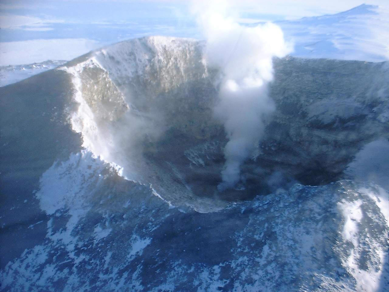 Antartikanın en yüksek noktası. En soğuk kıtanın rahatlamasının özellikleri