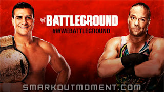 RVD World Heavyweight Title Battleground PPV 2013 Title Win Spoilers
