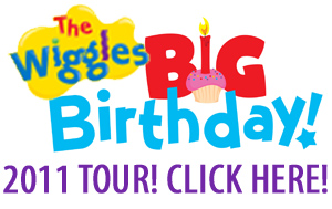 Click to order Tickets to The Wiggles