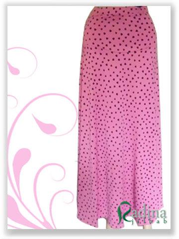 A Line Skirt - Jersey