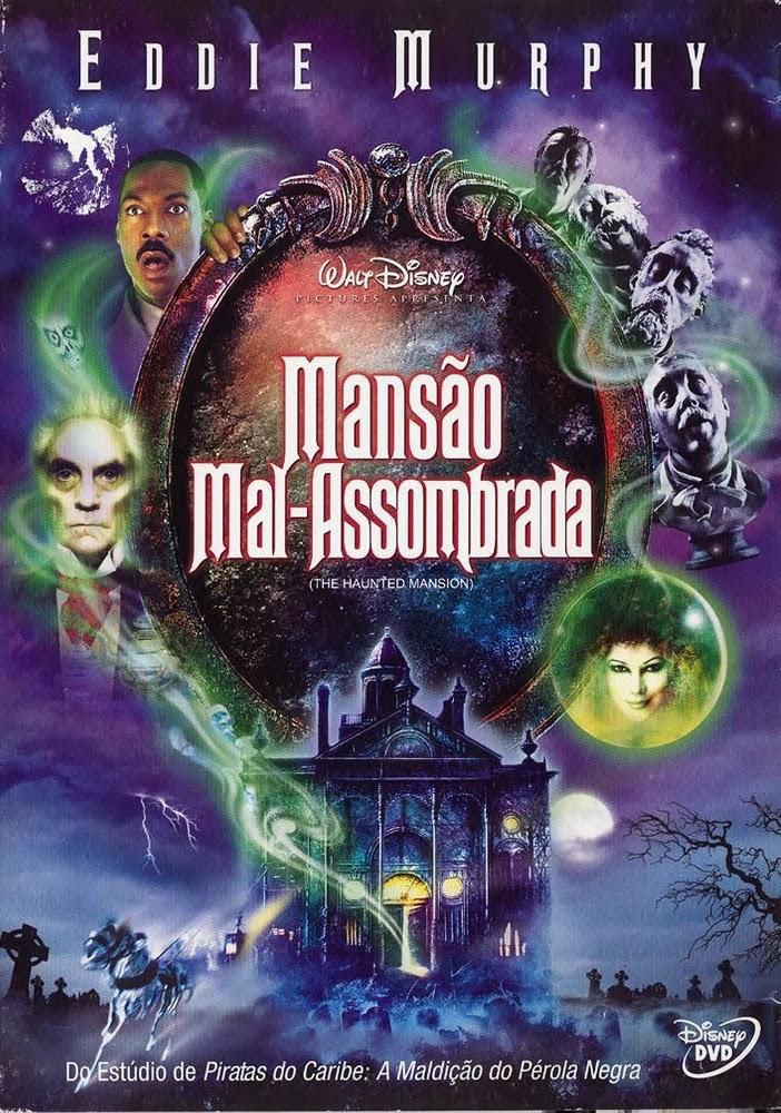 Mansão Mal-Assombrada – Dublado (2003)