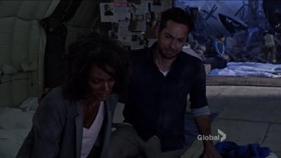 Heroes Reborn 1x08 June 13th, Luke Joanne