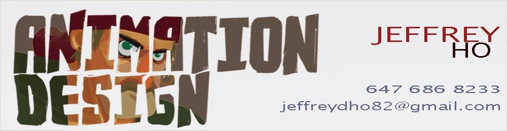 Portfolio of JEFFREY HO