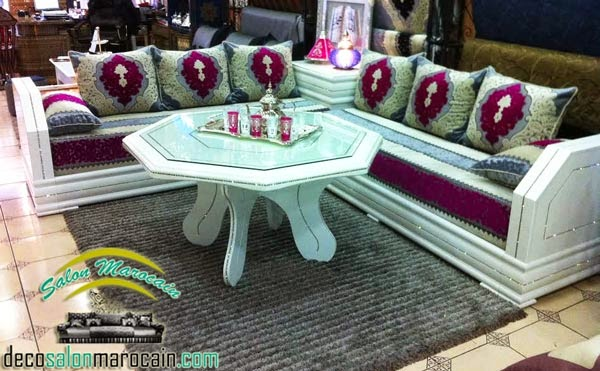 Boutique salon marocain 2016 2017 d co int rieur for Decoration salon marocain moderne 2016