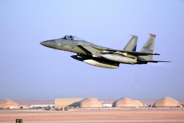 F-15SA Strike Eagle