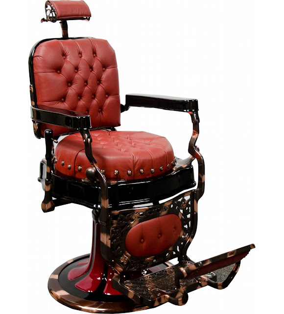 Antique Barber Chairs6