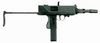 Pistola Ametralladora Patria Submachine Gun