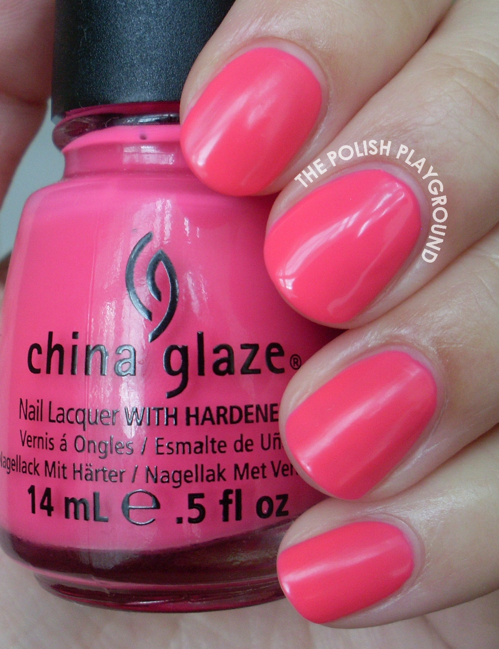 China Glaze Escaping Reality