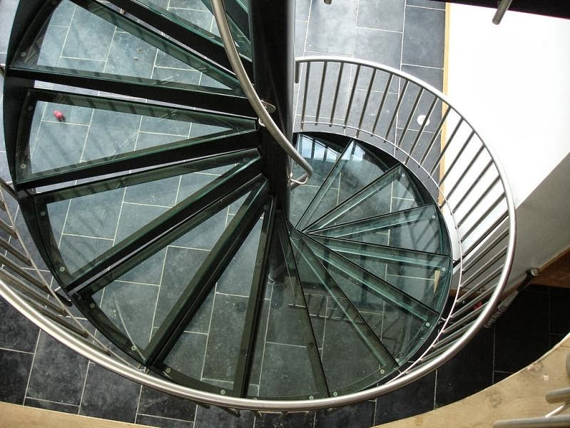 4 Types Of Rounded Spiral Stairs Designs Circular