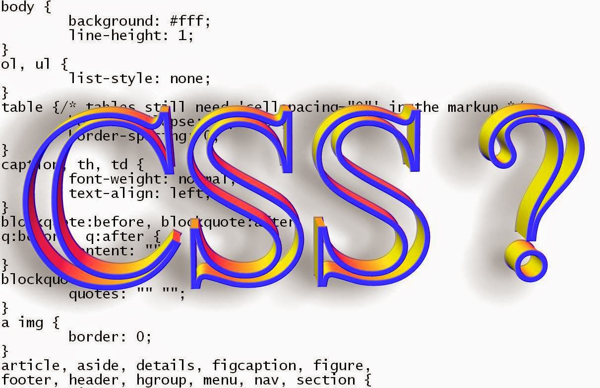 Chto takoe CSS