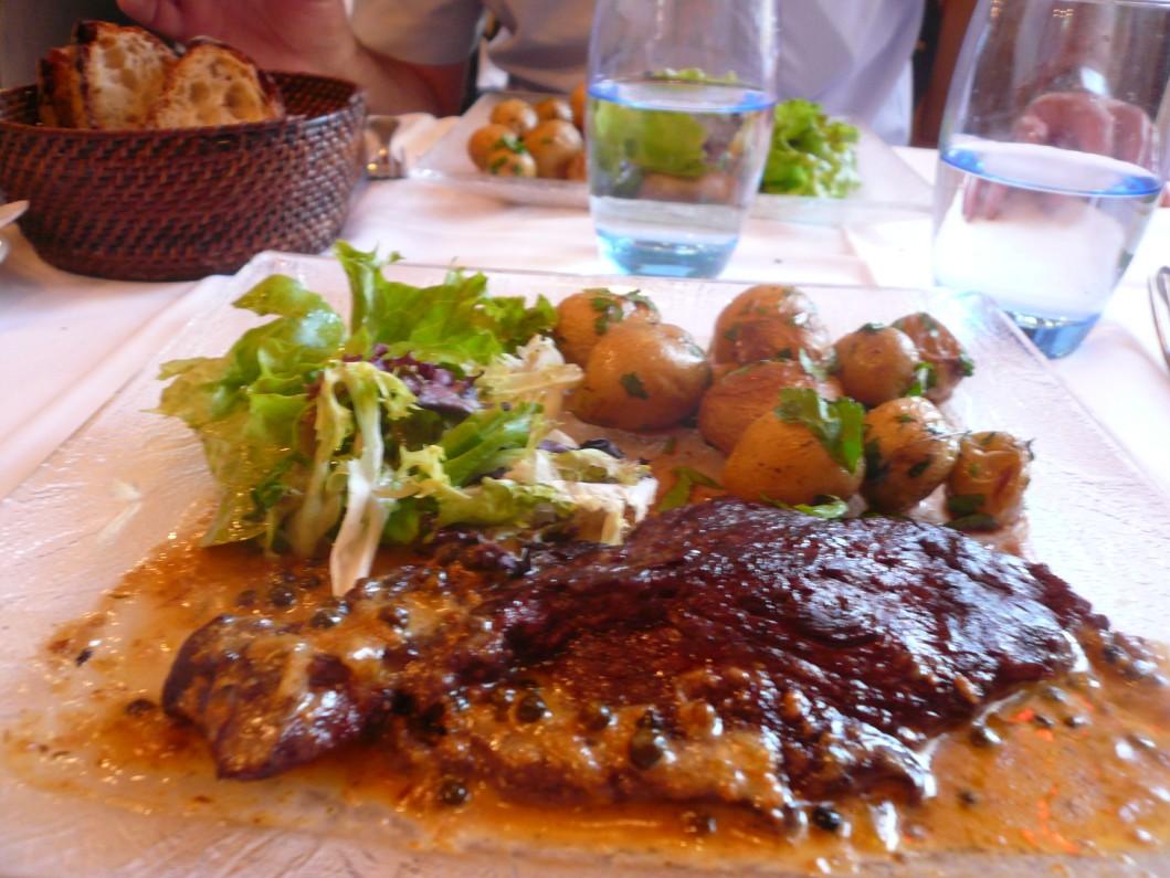 Positive eating positive living restaurant la cigale nantes - Dans la cuisine nantes ...