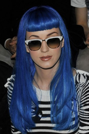Katy Perry Blue Hair on Katy Perry Blue Hair Jpg